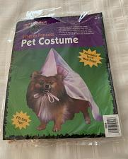 Buy Brand New Two Piece Princess Costume Dog Cat ONE SIZE For Dog Rescue Charity