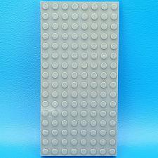 Buy Lego Harry Potter 4709 Replacement Dark Bluish Gray 4204 8 x 16 Brick Base Plate