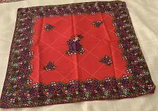 Buy Brand New Red Hat Society Official Licensed Bandana Scarf For Dog Rescue Charity
