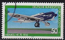 Buy GERMANY BUND [1979] MiNr 1006 ( O/used ) Flugzeug
