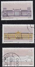 Buy GERMANY BUND [1986] MiNr 1287-89 ( O/used ) Bauwerke