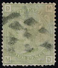 Buy Great Britain #70 Queen Victoria; Used (1Stars) |GBR0070p15-01XDP