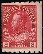 Buy Canada #124 King George V; Unused (1Stars) |CAN0124-01XDP
