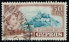 Buy Cyprus #178 St. Hilarion Castle; Used (3Stars) |CYP0178-03XRS
