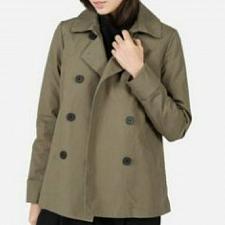 Buy Everlane trench Swing coat