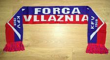 Buy KF Vllaznia Shkoder Football Soccer Scarf, Albania. Shall Sportiv.