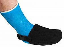 Buy Cast Toe Cover for Adults - Protector for Leg, Foot, or Ankle Casts - and Soft,