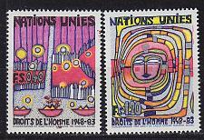 Buy UNO Genf [1983] MiNr 0117-18 ( **/mnh )
