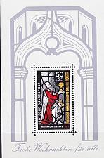 Buy GERMANY BUND [1977] MiNr 0955 Block 15 ( **/mnh ) Weihnachten