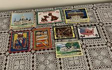 Buy 8 New AVA American Volkssport Association Special Events Walking Club Patches