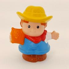Buy Fisher Price Little People Jed Farmer Boy Barn Replacement Figure 2007