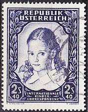 Buy ÖSTERREICH AUSTRIA [1952] MiNr 0976 ( O/used )