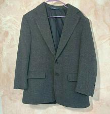 Buy Polo Ralph Lauren camel Hair men's two buttons blazer coat Gray charcoal