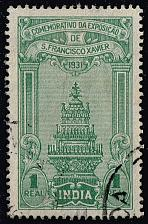 Buy Portuguese India #414 Monument to St. Francis; Used (4Stars) |POW0414-01