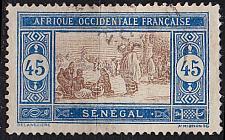 Buy SENEGAL [1914] MiNr 0064 ( O/used )