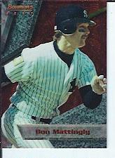 Buy Don Mattingly 1994 Bowman Best