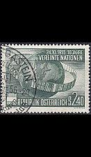 Buy ÖSTERREICH AUSTRIA [1955] MiNr 1022 ( O/used ) UNO