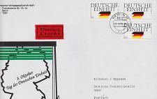 Buy GERMANY BUND [1992] MiNr 1477 F29 Paar ( Sonder-O ) [01] Plattenfehler