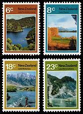 Buy New Zealand #507-510 Lakes Set of 4; Unused (2Stars) |NWZ0510set-02