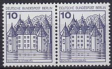 Buy GERMANY BERLIN [1977] MiNr 0532 2er ( **/mnh ) Burgen Schlösser