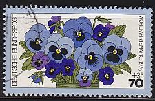 Buy GERMANY BUND [1976] MiNr 0907 ( O/used ) Blumen