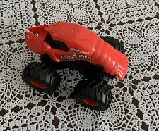 Buy Hot Wheels Monster Jam Crushstation 1:64 Diecast Red Lobster Monster Truck