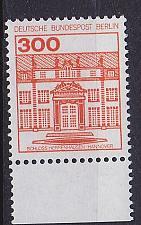 Buy GERMANY BERLIN [1982] MiNr 0677 u ( **/mnh ) Burgen Schlösser