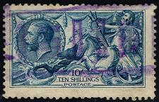 Buy Great Britain #175a Britannia Rules the Waves; Used (2Stars) |GBR0175a-01XDP