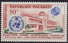 Buy MADAGASKAR MADAGASCAR [1964] MiNr 0519 ( **/mnh ) UNO