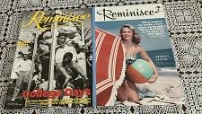 Buy Two Issues Reminisce Magazine September 2014 March 2016 For Dog Rescue Charity