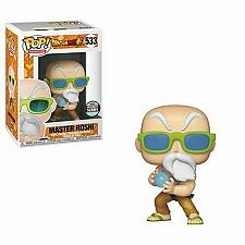 Buy Dragon Ball Super Master Roshi Max Power Specilty Series Pop! Vinyl Figure #533