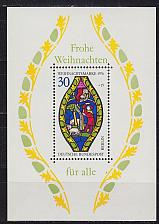 Buy GERMANY BERLIN [1976] MiNr 0528 Block 5 ( **/mnh ) Weihnacht