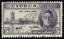 Buy Cyprus #156 Peace Issue; Used (2Stars) |CYP0156-01XRS