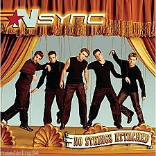 Buy No Strings Attached by NSYNC CD 2000 For Cocker Spaniel Rescue Charity