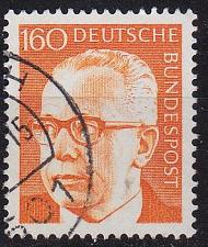 Buy GERMANY BUND [1971] MiNr 0692 ( O/used )