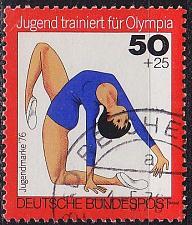 Buy GERMANY BUND [1976] MiNr 0884 ( O/used ) Olympiade