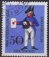 Buy GERMANY BUND [1966] MiNr 0517 ( O/used ) Briefmarken