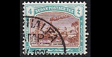 Buy SUDAN [Porto] MiNr 0006 ( O/used )