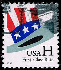 Buy US #3260 Uncle Sam's Hat; Used (2Stars)  USA3260-02