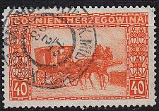 Buy ÖSTERREICH AUSTRIA [BosHerz] MiNr 0039 A ( O/used )