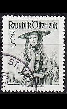 Buy ÖSTERREICH AUSTRIA [1952] MiNr 0980 z ( O/used ) Trachten