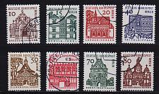 Buy GERMANY BERLIN [1964] MiNr 0242-49 ( O/used )