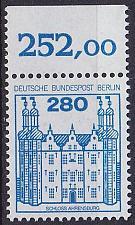 Buy GERMANY BERLIN [1982] MiNr 0676 o ( **/mnh ) Burgen Schlösser