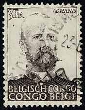 Buy Belgian Congo #262 Baron Francis Dhanis; Used (3Stars)  BCO262-02XRS