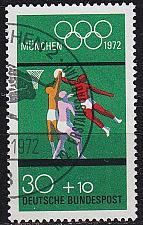 Buy GERMANY BUND [1972] MiNr 0735 ( O/used ) Olympiade