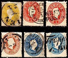 Buy ÖSTERREICH AUSTRIA [1860] MiNr 0018 ex ( O/used ) [01]