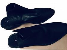 Buy Lucky Brand Women's Mule Clog, Black, Size 10 M