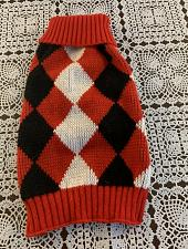 Buy Brand New Dog Sweater EXTRA SMALL Dogs 4 Dog Rescue Charity