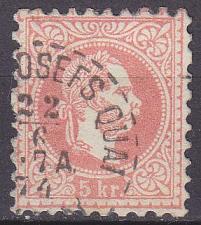 Buy ÖSTERREICH AUSTRIA [1867] MiNr 0037 I/II a A ( O/used )