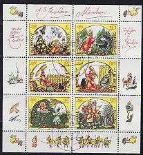 Buy GERMANY DDR [1984] MiNr 2914-19 Kleinbogen ( OO/used ) [02]